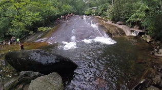 Sliding Rock Pic 1