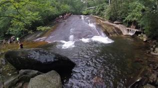 Sliding Rock Pic 1
