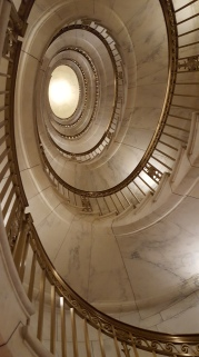Supreme Court Spiral Staircase
